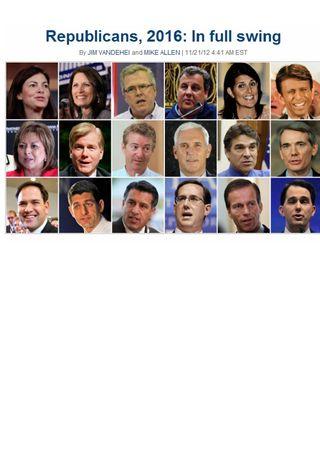 Républicains 2016