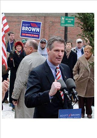 Scott brown 21 01 10