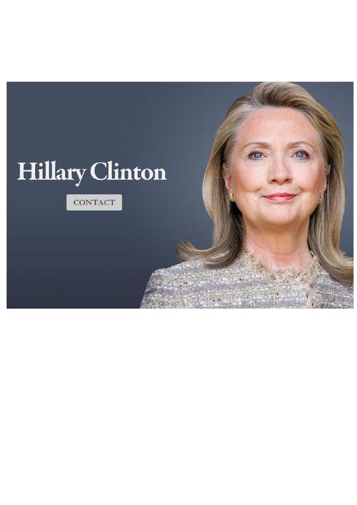 Hillary Clinton 05 02 13
