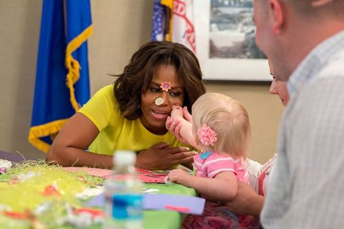 Michelle obama 15 04 14