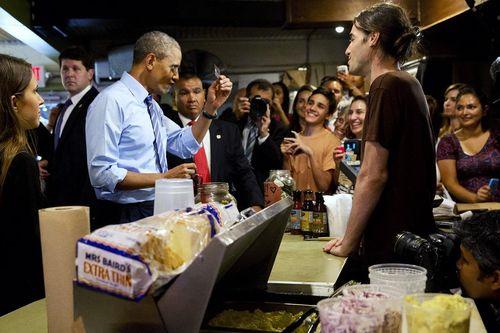 Obama Austin 12 07 14