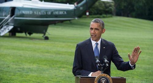 Obama Irak 13 06 14