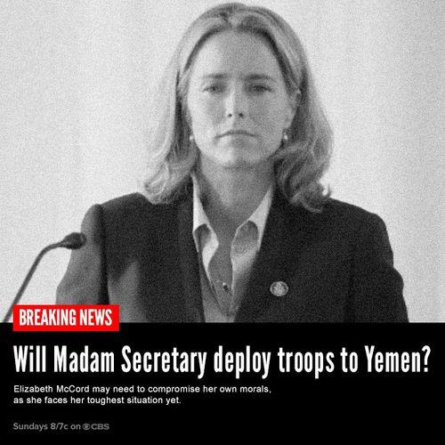 Madam Secretary 28 09 14