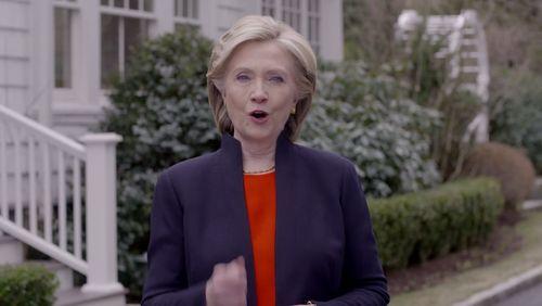Hillary Clinton 14 04 15