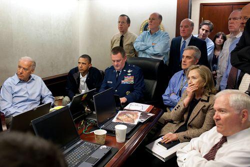 Obama Ben laden