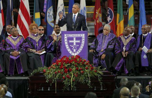 Barack Obama 27 06 15