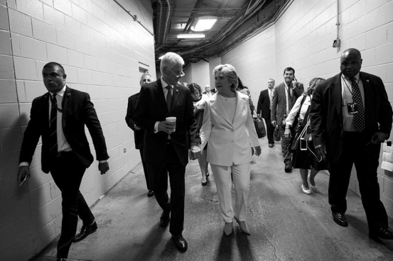 Bill Clinton 30 07 16