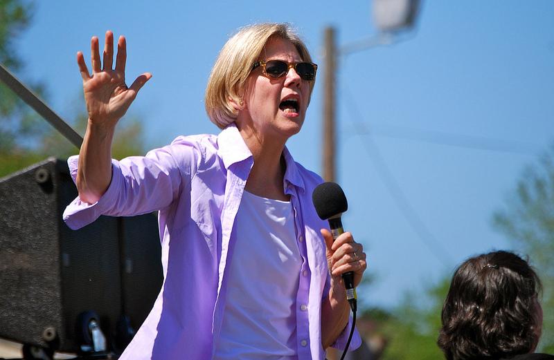 Elizabeth Warren bis