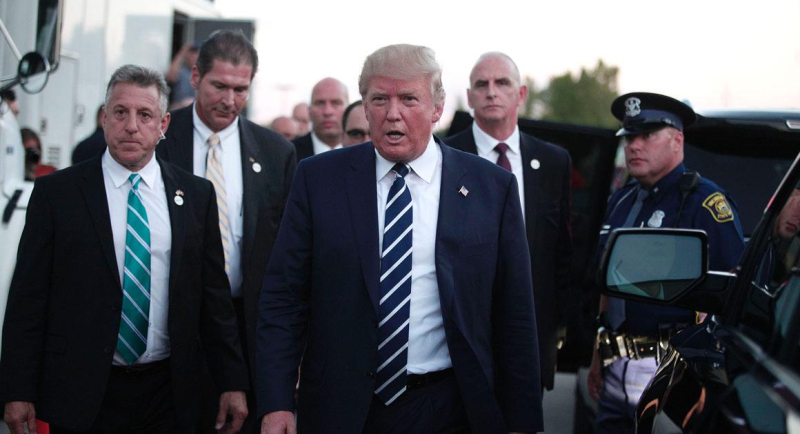 Donald Trump 12 08 15