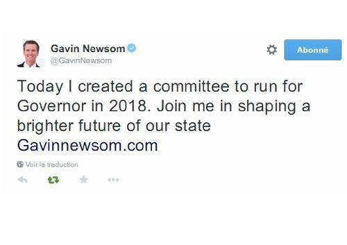 Gavin Newsom 11 02 15