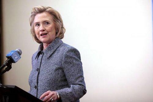 Hillary Clinton 11 03 15