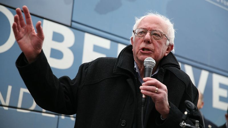 Bernie Sanders 01 04 16