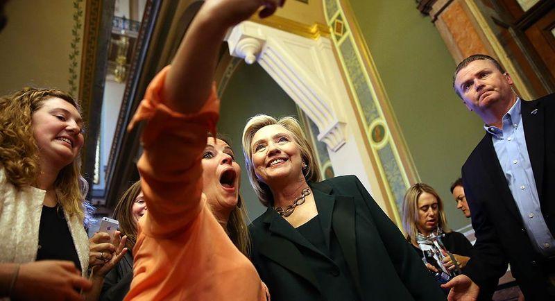 Hillary Clinton 16 04 15