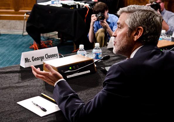 Goerge Clooney
