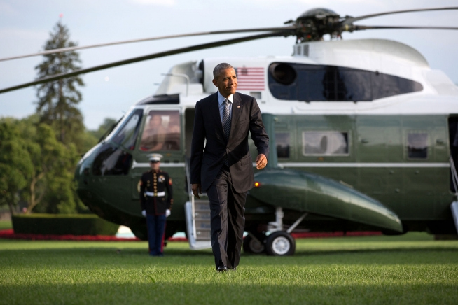 Barack Obama 10 07 16
