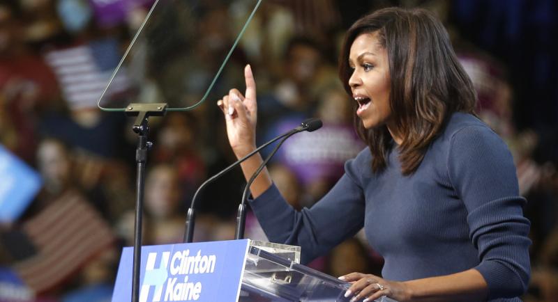 Michelle Obama 15 10 16