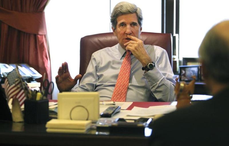 John Kerry 14 07 17