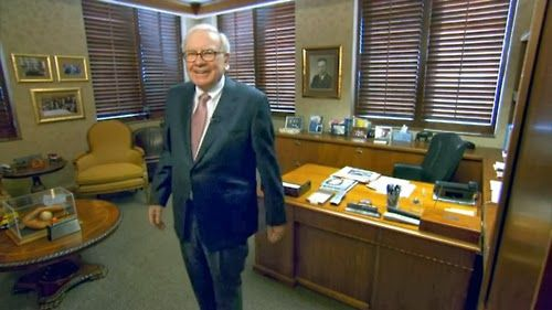 Warren Buffett 25 02 18