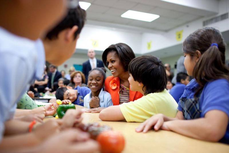 Michelle Obama 2 07 01 17