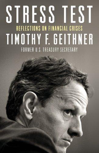 Tim  Geithner livre
