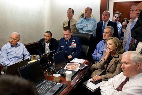 Obama décès Ben Laden
