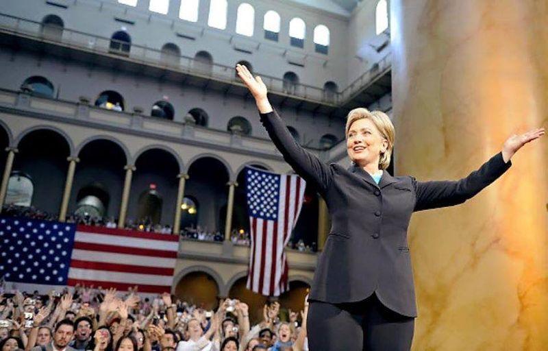 Hillary Clinton 14 06 15