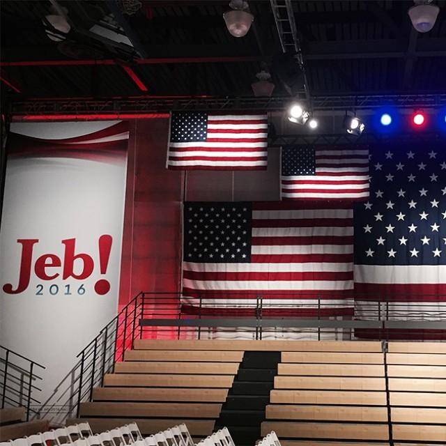 Jeb Bush bis 15 06 15