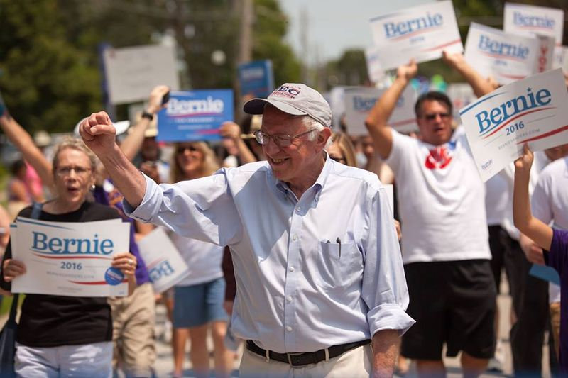 Bernie Sanders 06 09 15