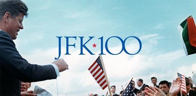 JFK 100 ans