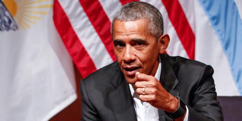 Barack Obama 07 09 17