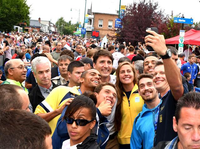 Trudeau 28 07 17