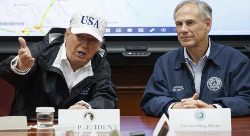 Trump Texas 31 08 17