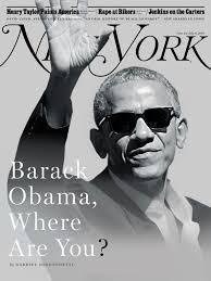 Obama The Cut Magazine 25 06 18