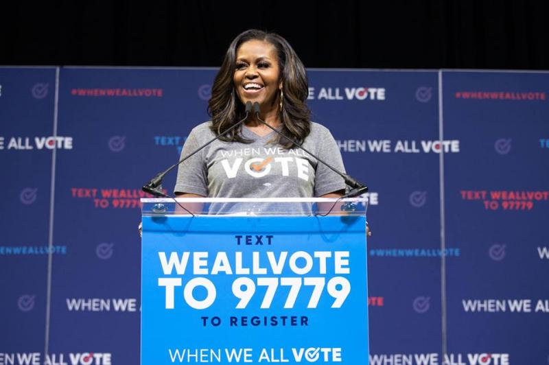 Michelle Obama 30 09 18
