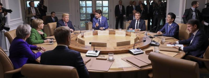 G7 Canada 10 06 18