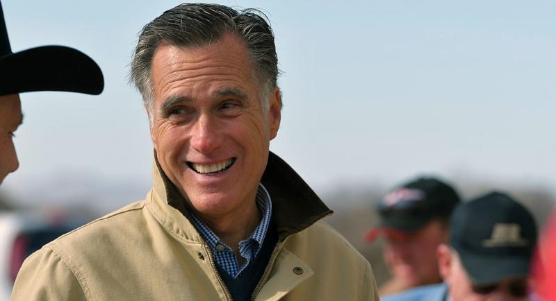 Mitt Romney 13 06 18