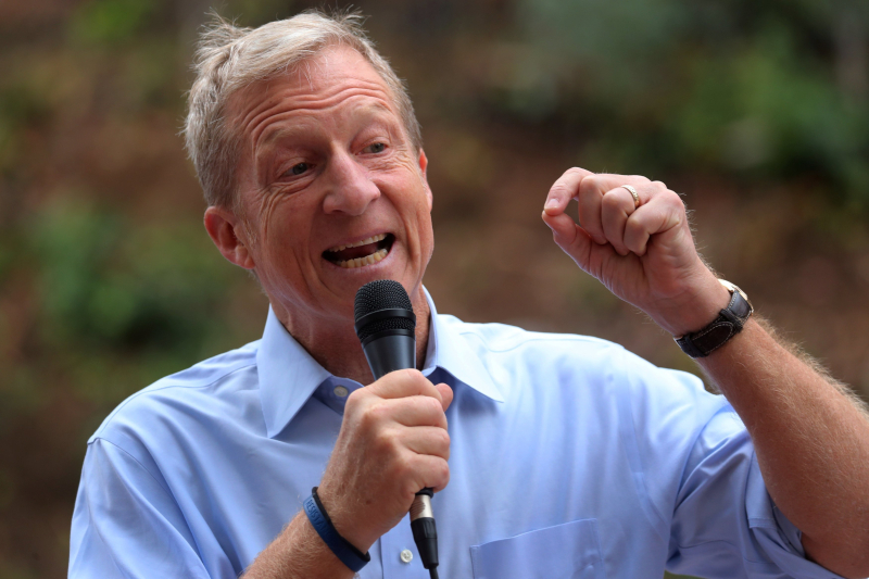 Tom Steyer 15 08 18