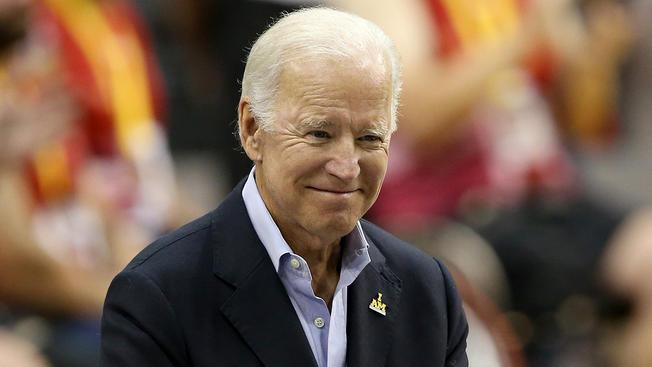 Joe Biden 2 31 01 19
