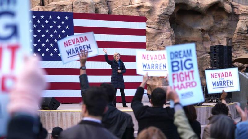 Elizabeth Warren 26 02 19