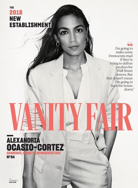 Alexandria Ocasio-Cortez 12 10 18