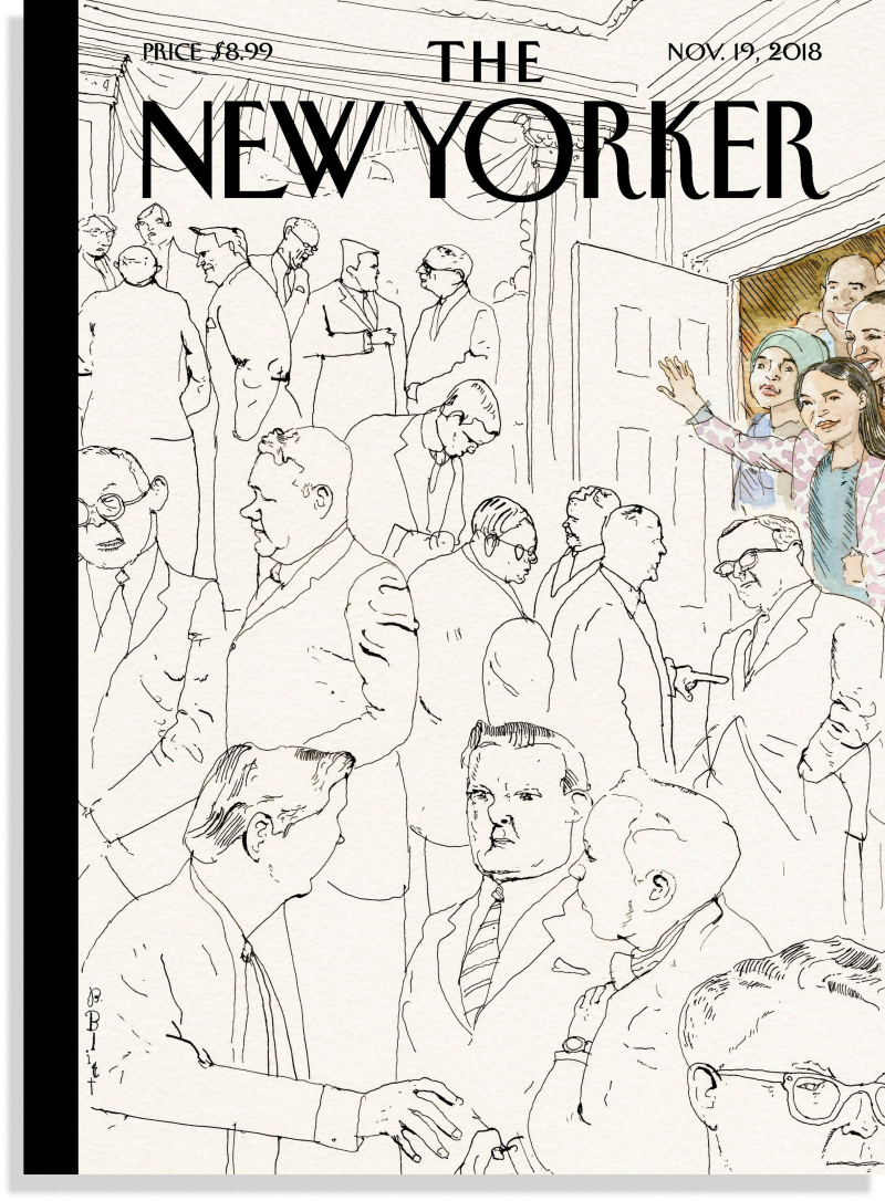 New Yorker couv 11 11 18