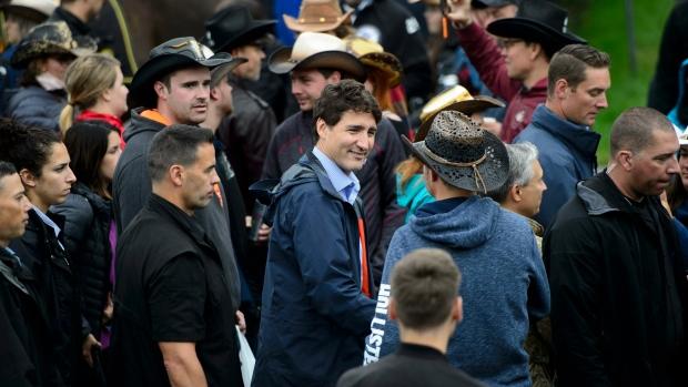 Trudeau 21 09 19
