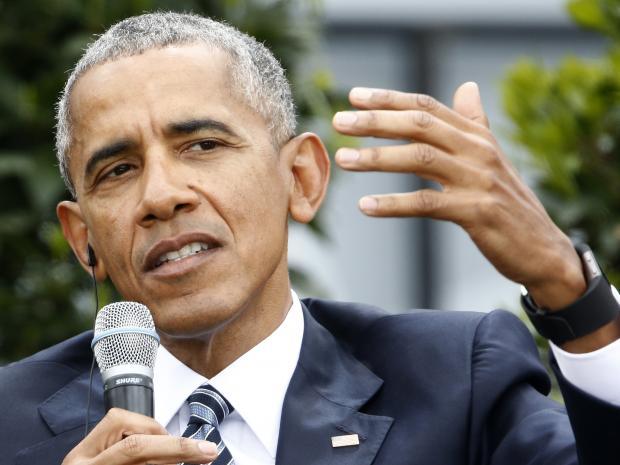 Barack Obama Berlin 26 05 17