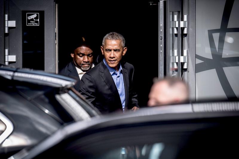 Barack Obama 27 10 18
