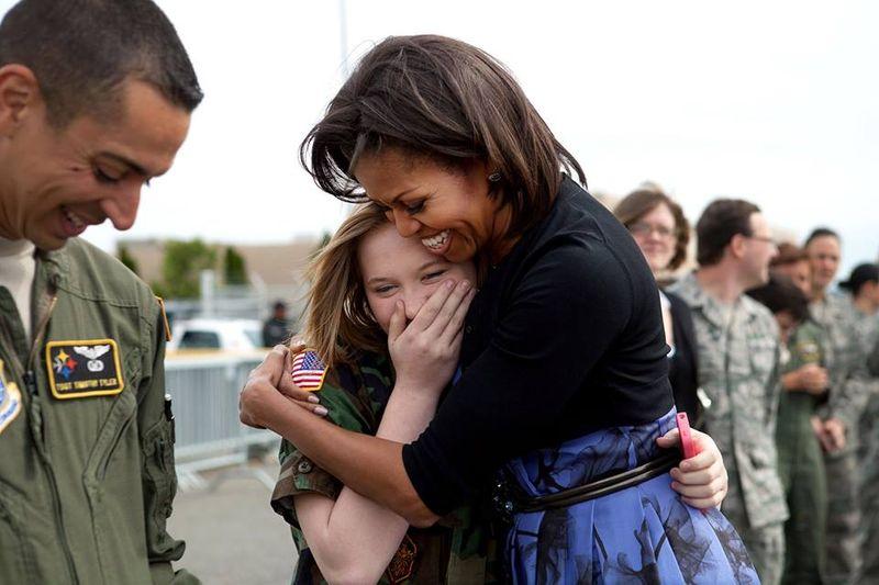 Michelle Obama 02 07 15
