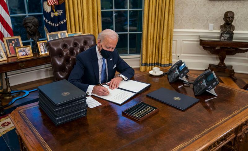 Joe Biden 21 01 21