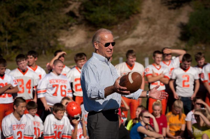 Joe Biden 08 12 2020